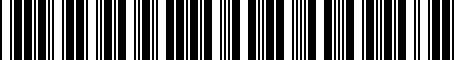 Barcode for A120E6369S